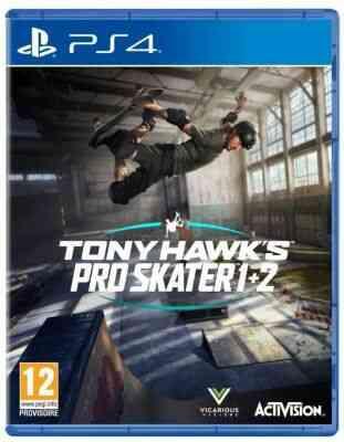 - Avec le code AFFAIRE10 - Tony Hawks Pro Skater 1 + 2 Jeu PS4 1