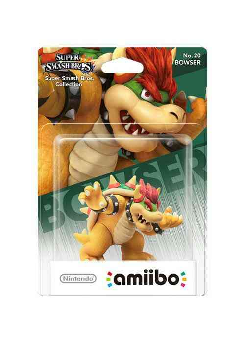 Amiibo 'Super Smash Bros' - Bowser 1