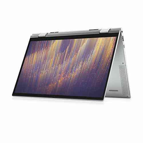 "Dell Inspiron 13 2-en-1 7306 Ordinateur Portable 13"" Full HD Tactile Platinum Silver (Intel Core i5, 8Go de RAM, 512 Go SSD, Intel Iris XE - UMA Graphics, Windo 1"