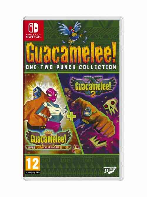 Guacamelee! One-Two Punch Collection Nintendo Switch 1