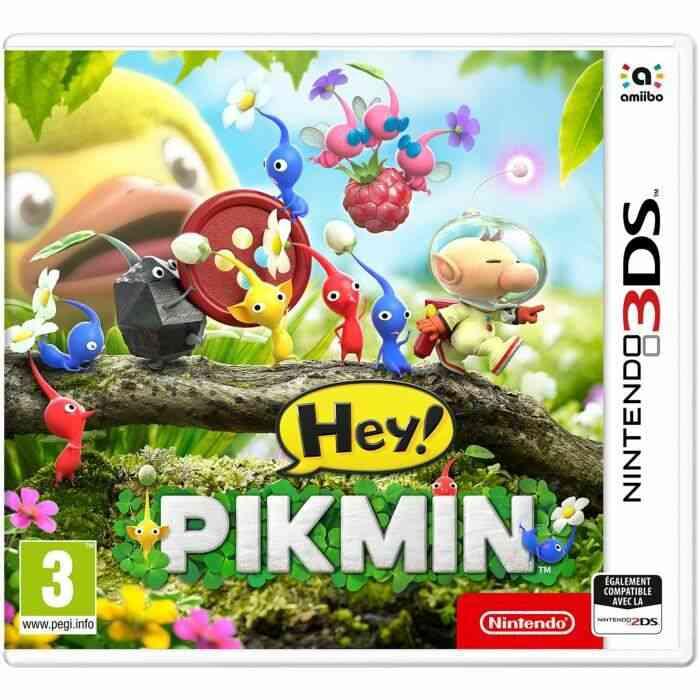 Hey! Pikmin 1