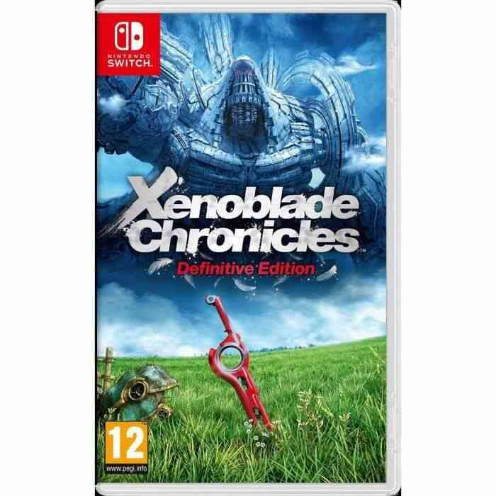 Jeu Nintendo Switch Xenoblade Chronicles TM : Définitive Edition 1