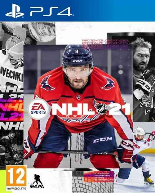NHL 21 PS4 1