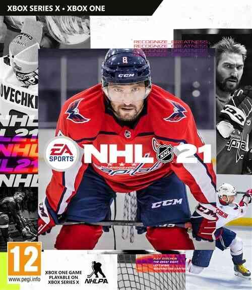 NHL 21 Xbox 1