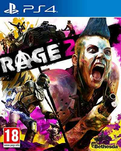 Rage 2 PS4 1