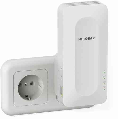 Répéteur Wifi 6 AX1800 Netgear EAX15 Blanc 1