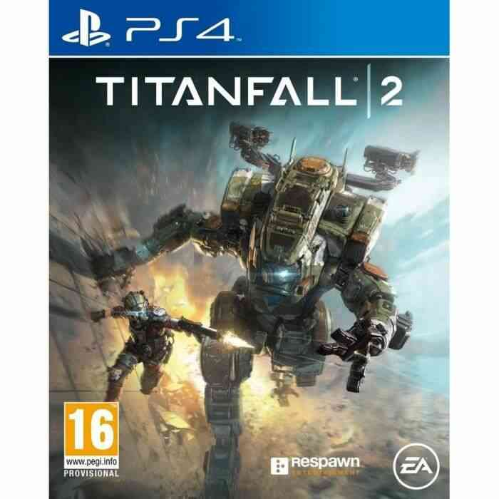 Titanfall 2 PS4 1