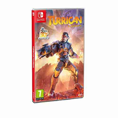 Turrican Flashback 30th Anniversary (Nintendo Switch) 1