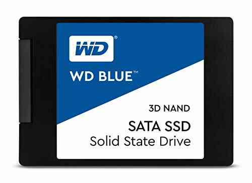 WD Blue™ - Disque SSD Interne - 3D Nand - 1To - 2.5- (WDS100T2B0A) 1