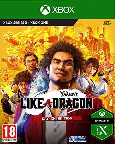 Yakuza: Like a Dragon Day Ichi Steelbook Edition (Xbox One) 1