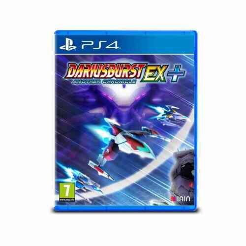- Précommande - Dariusburst: Another Chronicle EX+ PS4 1