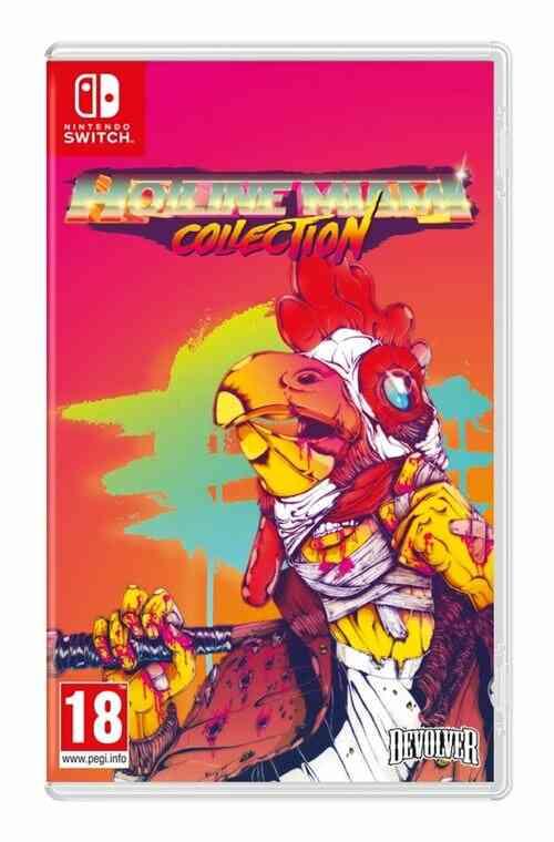 - Précommande - Hotline Miami Collection Nintendo Switch 1