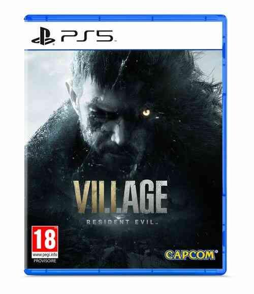 - Précommande - Resident Evil Village PS5 1