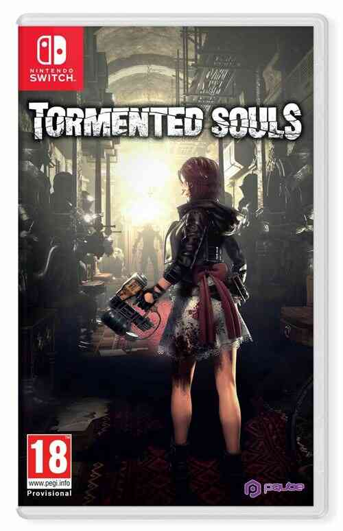 - Précommande - Tormented Souls Nintendo Switch 1
