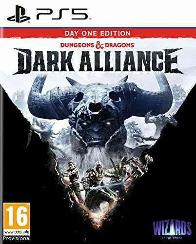Dark Alliance Dungeons & Dragons Steelbook Edition (PS5) 1