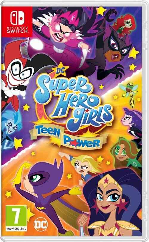 DC Super Hero Girls : Teen Power 1