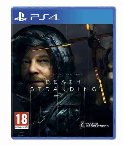 Death Stranding PS4 1
