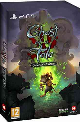 Ghost of a Tale Collector's Edition (PS4) 1