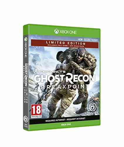 Ghost Recon: Breakpoint - Limited Edition avec contenu exclusif Amazon 1