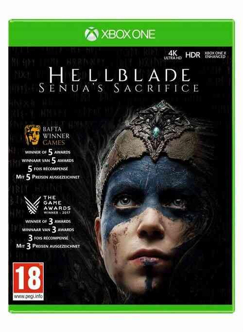 Hellblade Senua's Sacrifice Xbox 1