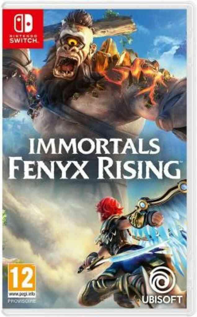 Immortals Fenyx Rising (SWITCH) 2