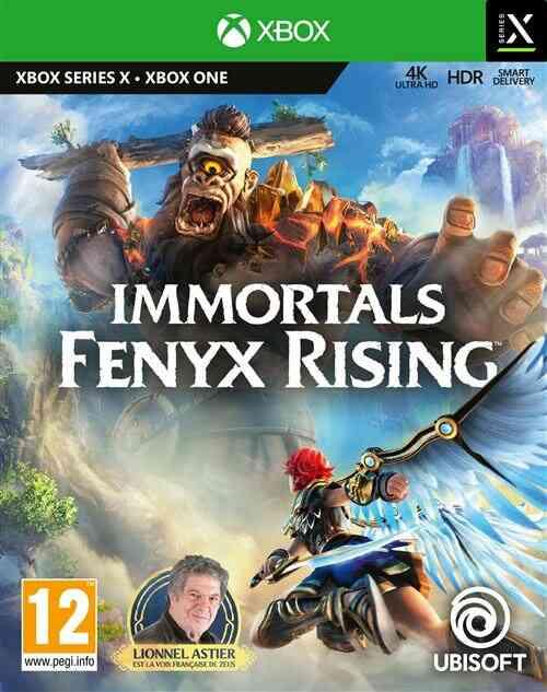 Immortals Fenyx Rising Xbox 1