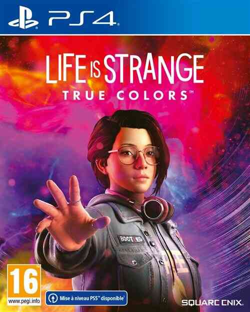 Life Is Strange: True Colors + Bonus Pack De 4 Tenues Inclus (Playstation 4) 1