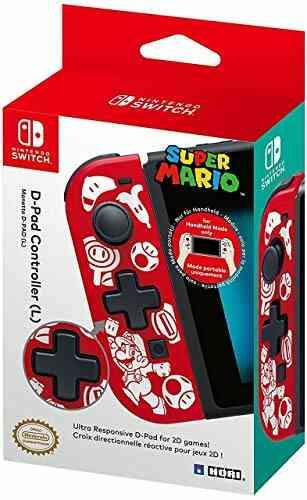 Manette D-Pad G Super Mario (Nintendo Switch) 1