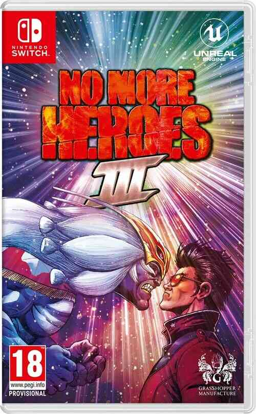 No More Heroes 3 1