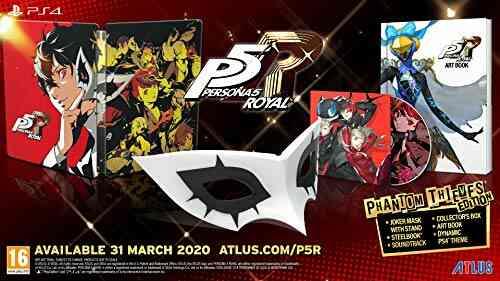 Persona 5 Royal - Phantom Thieves Edition 1