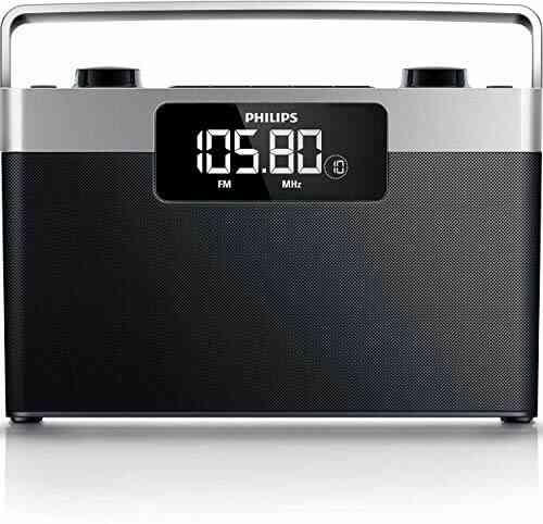 Philips AE2430 Radio FM Portable avec prise pour casque et écran LCD 1