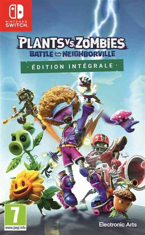 Plants vs. Zombies La Bataille de Neighborville Complete Edition Nintendo Switch 1