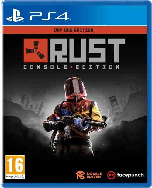 Rust Console Edition Day One PS4 1