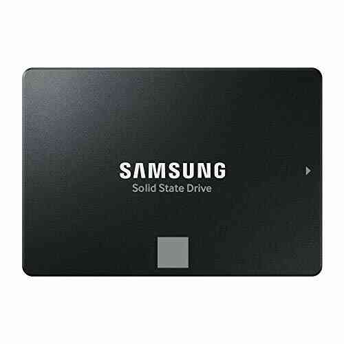 Samsung SSD 870 Evo, 500 Go, Facteur de Forme 2.5 Pouces, Intelligent Turbo Write, Logiciel Magician 6, Noir 1