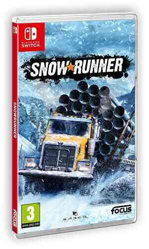 Snowrunner (Nintendo Switch) 1