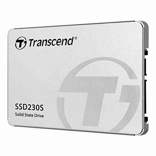 Transcend SSD interne SATA III 512Go 3D NAND - TS512GSSD230S 1