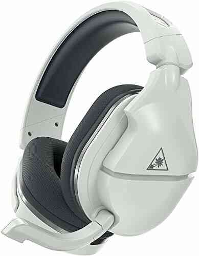Turtle Beach Stealth 600 Blanc Gen 2 Casque Gaming sans fil - PS4 et PS5 1