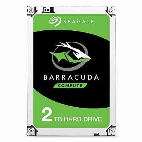 SEAGATE - Disque dur Interne HDD - BarraCuda - 2To - 7 200 tr/min - 3.5- (ST2000DM008) 1