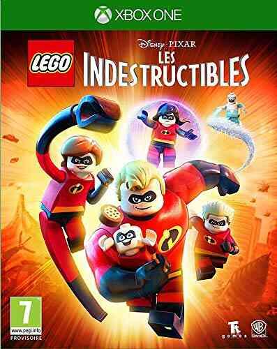 Lego Disney/Pixar Les Indestructibles 1