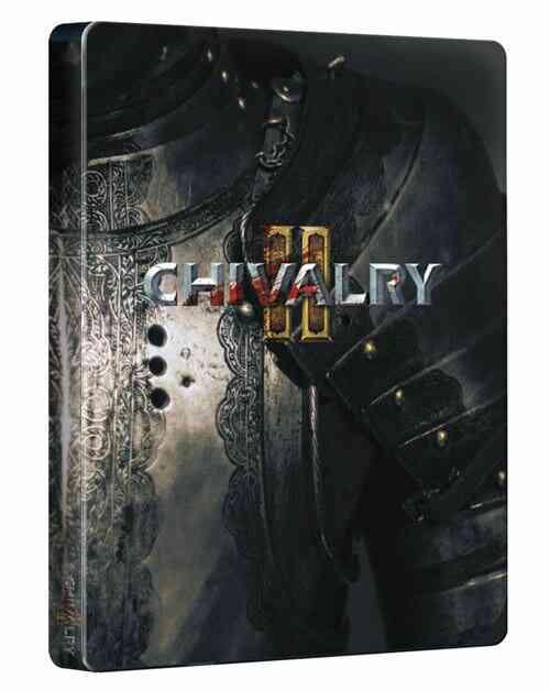 - Précommande - Chivalry 2 Steelbook Edition PS5 1