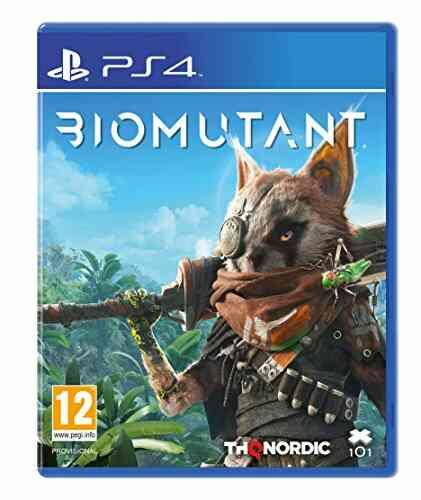 Biomutant PS4 1