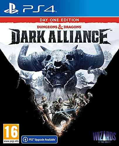 Dark Alliance Dungeons & Dragons Day One Edition (PS4) 1