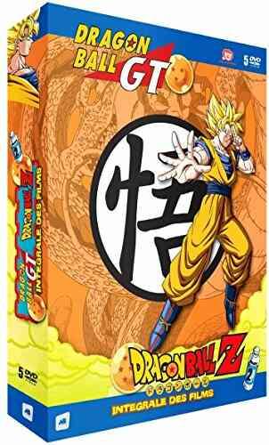 Dragon Ball & Dragon Ball Z : L'intégrale des Films (Part 2) 1