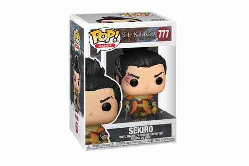 Figurine Funko Pop Games Sekiro 1