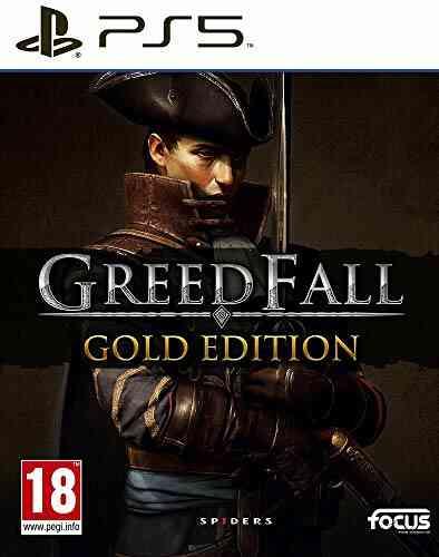 GreedFall Gold Edition (PlayStation 5) 1