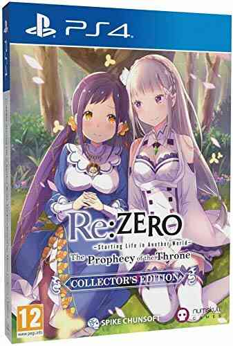 Re: Zero - The Prophecy of The Throne Limited Edition (PS4) 1