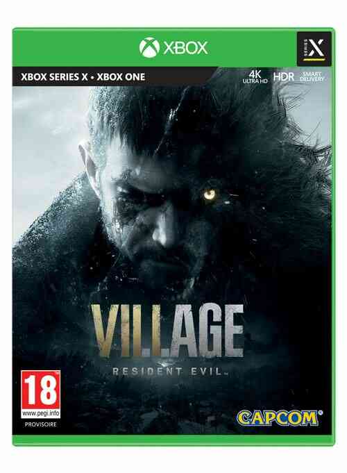 Resident Evil Village Xbox 1
