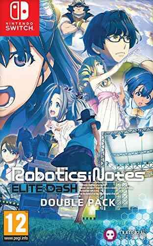 Robotics Notes Elite & Dash Double Pack - Badge Edition (Nintendo Switch) 1