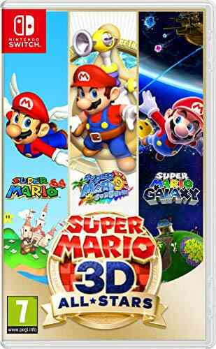Super Mario 3D All Stars Nintendo Switch 1