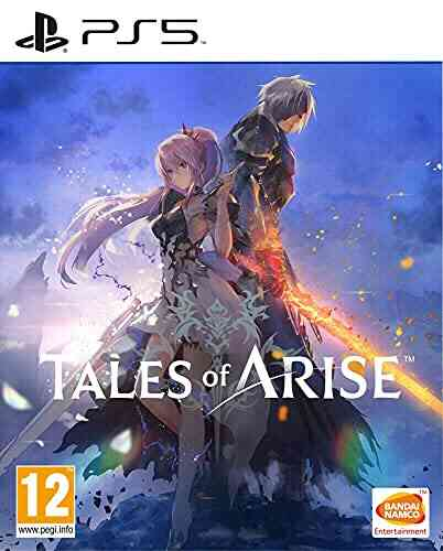 Tales of Arise Collector's Edition (PlayStation 5) 1